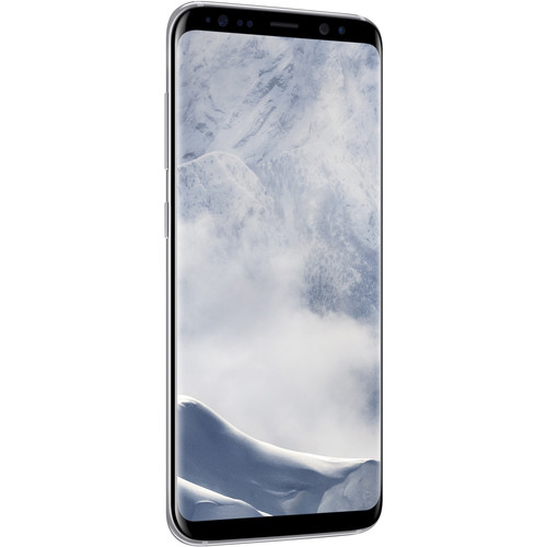 Smartphone-Samsung-Galaxy-S8-64GB-Unlocked-Arctic-Silver