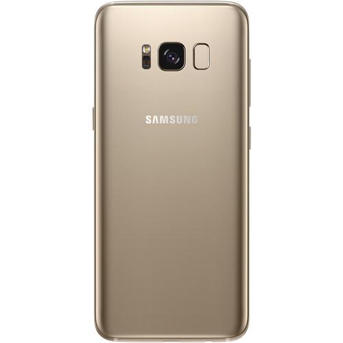 Smartphone-Samsung-Galaxy-S8-64GB-Unlocked-Maple-Gold-3