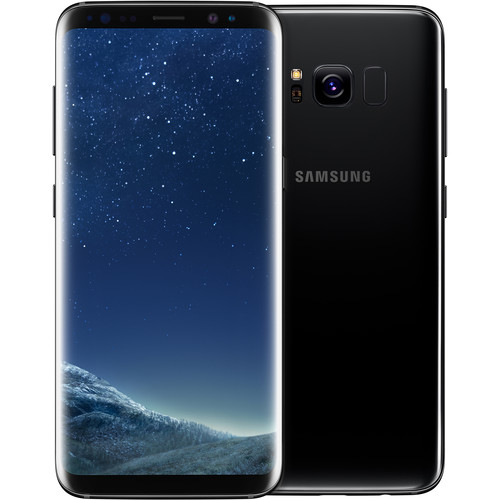 Smartphone-Samsung-Galaxy-S8-64GB-Unlocked-Midnight-Black-4
