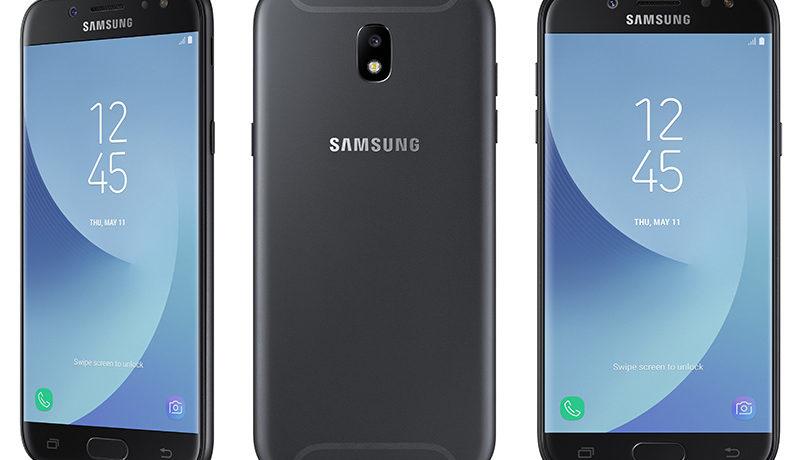 Precio y disponibilidad de los Galaxy J5 Pro y J7 Pro en