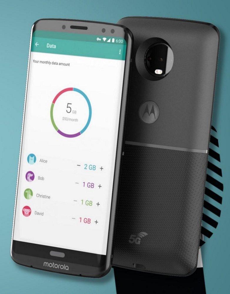 499408b640b Moto Z3 Play: se filtra vídeo, sus características y sus Moto Mods ...