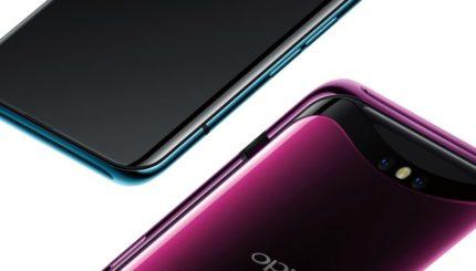 cfddc6462a5 El Oppo Find X se presentó hoy y es el móvil más futurista a la fecha